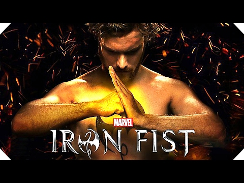 Marvel's IRON FIST Trailer (Netflix...