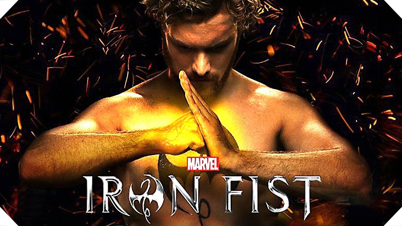 Bildergebnis für Marvel's Iron Fist