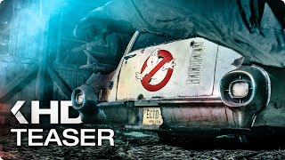 GHOSTBUSTERS 3 Teaser Trailer German Deutsch (2020)