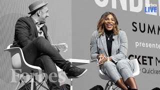 Serena Williams On Her Journey From Fashion School To New York Fashion Week