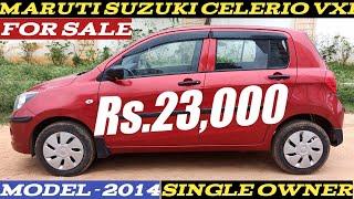 Maruti Suzuki Celerio VXi    For Sale Rs,23,000 Only    Fuel Type Petrol