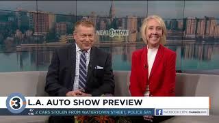 L.A. Auto Show preview
