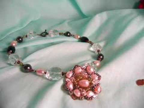 Designer Jewelry by J. Wass, Vintage Jewelry - Stop Motion