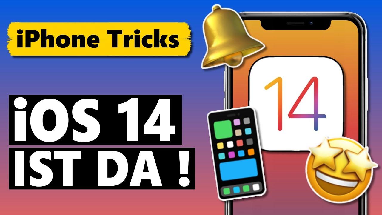 iOS 14 Update ist da - DAS sind die WICHTIGSTEN Neuerungen ✨🤩