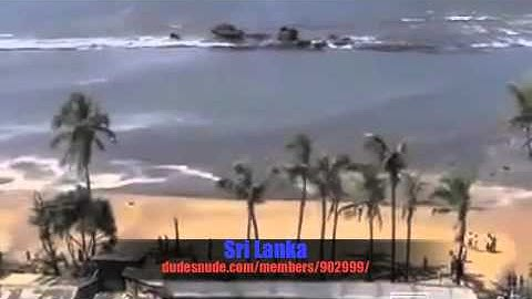 LIVE WEBCAM SET UP IN SRI LANKA  ~ TSUNAMI INDONESIA EARTHQUAKE