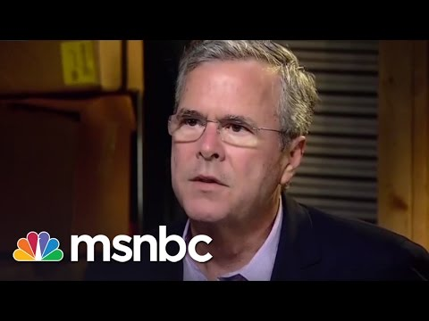 Jeb Bush Interviewed In Spanish On Telemundo | msnbc