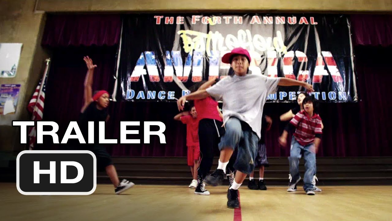 Dance competition movie