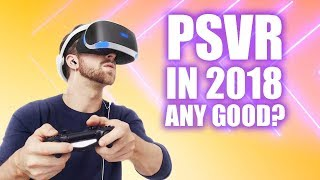 Is PlayStation VR worth buying?