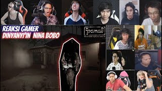Reaksi Gamer Dinyanyi'in Ninaa Bobo Sama Mbak Kunti Game Pamali (Demo) Indonesia