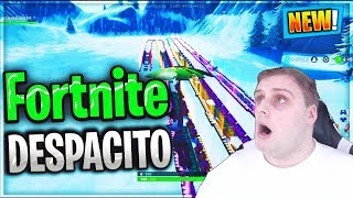 Fortnite DESPACITO COVER By CampYzY Review Reaction
