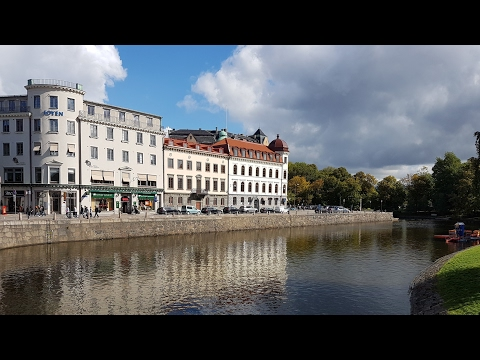 Gothenburg Sweden جوثنبورغ ، السويد
