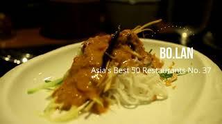 Visiting the Asia 50 Best Restaurants in Bangkok