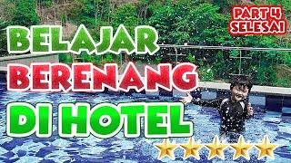 Belajar Berenang Di Kolam Renang Hotel Le Eminance | Wisata di Puncak Bogor Part 4 - Selesai