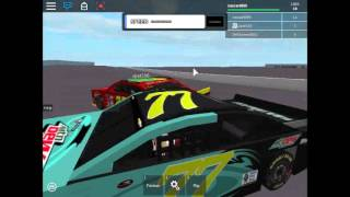 Nascar Test At P.i.r Roblox