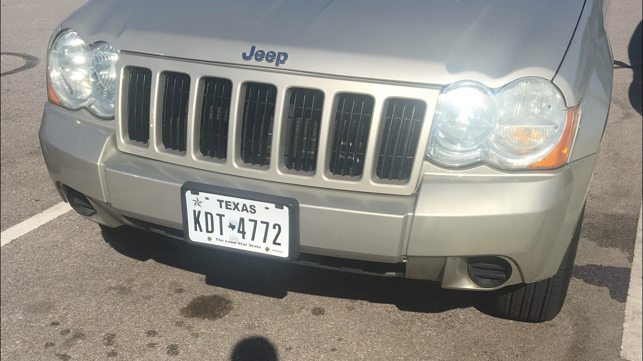 hight resolution of 08 10 wk grand cherokee front air dam removal