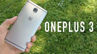 Обзор OnePlus 3: Именно таким должен был быть Nexus 6P
