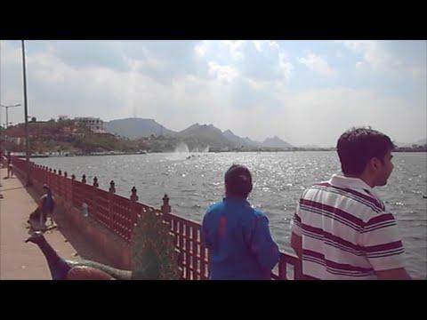 Ana Sagar Lake, Ajmer, Rajasthan, India