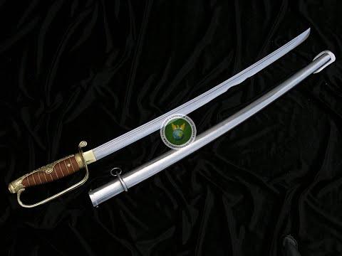 Russo-Japanese Kyu Gunto Army Sword | Universal Swords (US-S-118)