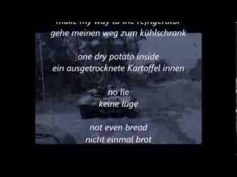 Faithless - Insomnia (lyrics english/deutsch)
