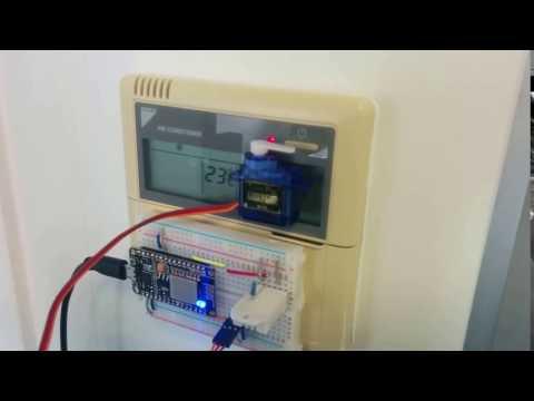 Nodemcu Arduino Esp8266 Window Blinds Doovi