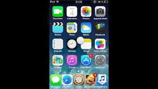 comment mettre ios7 sur ipod touch 4