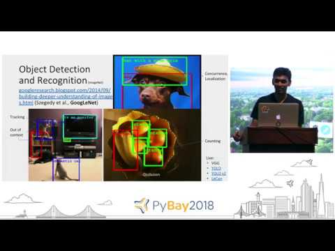 Image from Recent Advances in Deep Learning and Tensorflow| Sourabh Bajaj @ PyBay2018