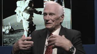 An interview with Eugene Cernan - last man on the moon