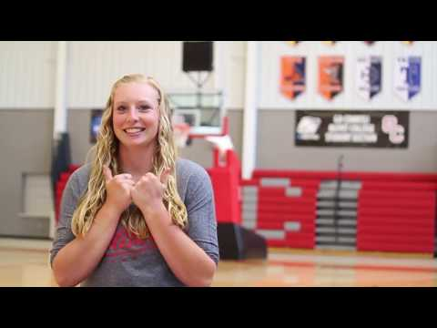Meet Laken Groll | Olivet College
