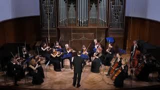Г.Ф.Гендель Пассакалия (версия для оркестра)