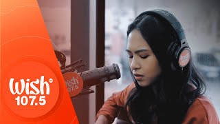 "Clara Benin performs ""Parallel Universe"" LIVE on Wish 107.5 Bus"