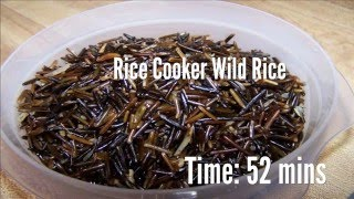 Rice Cooker Wild Rice Recipe