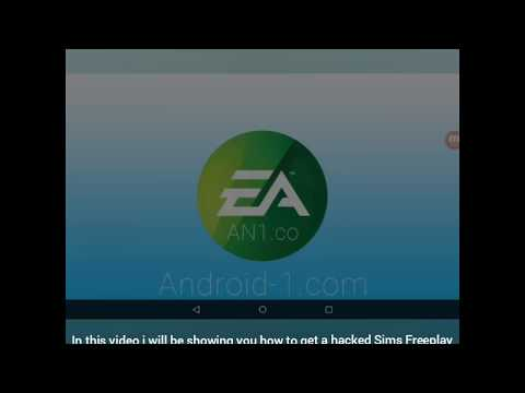Sims Freeplay Hacked Download 2017