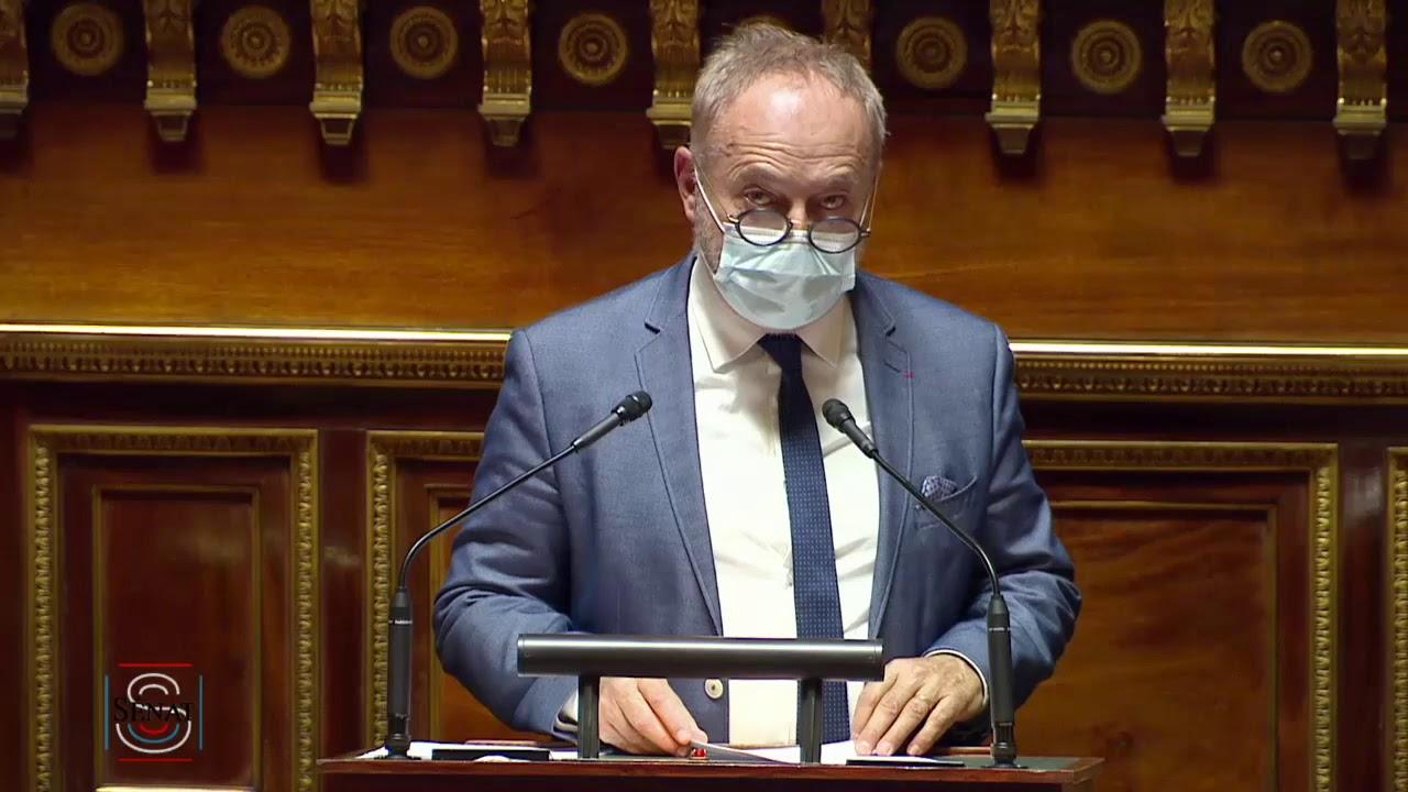 Mon intervention du 27 novembre sur l'action extérieure de l'État