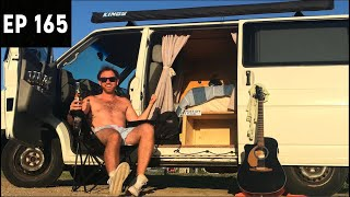 Comedian Gives 4 Minute Full Van Tour of his beloved Tony the Transporter