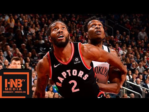 Toronto Raptors vs Brooklyn Nets Full Game Highlights | 02/11/2019 NBA Season