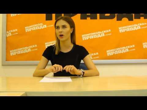 """участница шоу """"Супермодель по-украински 2"""" Виктория Маремуха (час ть1)"""