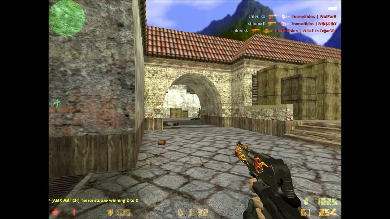 Counter-Strike 1.6: Aim Hack Wall – CS 1.6