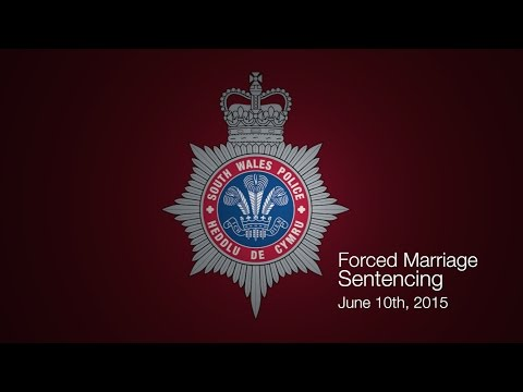 Forced Marriage Sentencing