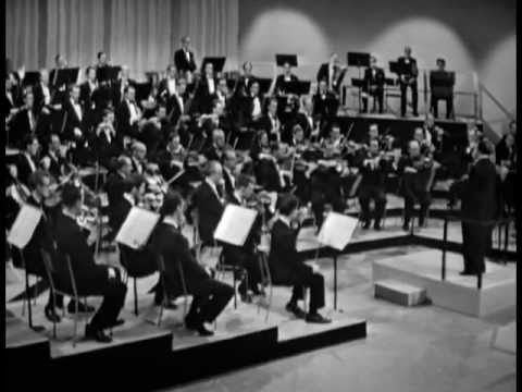 Paul Dukas - El Aprendiz de Brujo (1961, dirige Pierre Monteux)