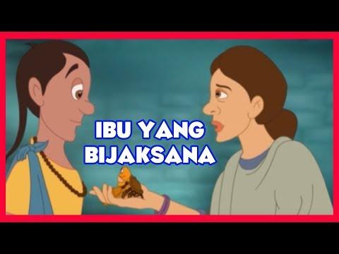 Ibu Yang Bijaksana - Cerita Untuk Anak-Anak   Dongeng Bahasa Indonesia   Animasi Kartun