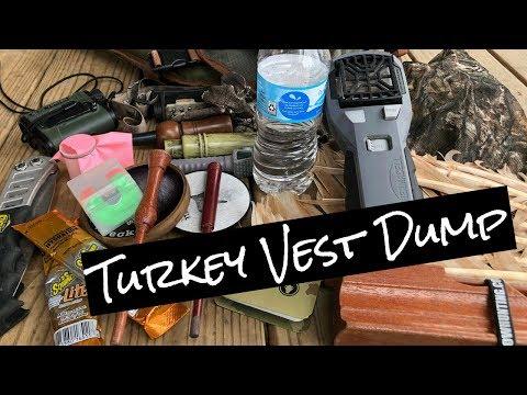 Turkey Vest Dump