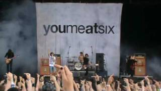 You Me At Six - If I Were In Your Shoes Live @ Download 2009
