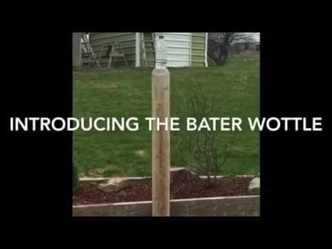 Charlo High School Bater Wottle