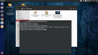 تحويل tar.gz أن الملف deb في لينكس باستخدام الغريبة