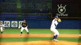 第81回 都市対抗東京大会二次予選第二代表決定戦 鷺宮製作所vsNTT東日本