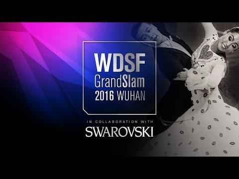 Besedin - Strelkova, RUS   2016 GS STD Wuhan R3 Q   DanceSport Total