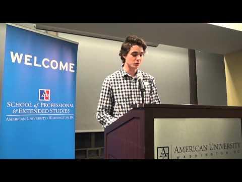 Cole Parkinson, WMP Student