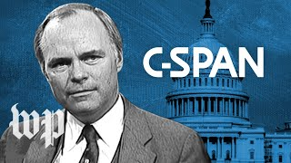 Opinion | Washington is full of waste. C-SPAN lets us wallow in it.