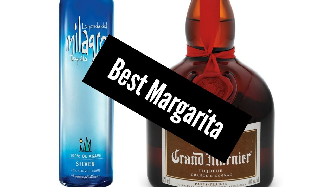 Best Recipe for Margarita with Grand Marnier - YouTube