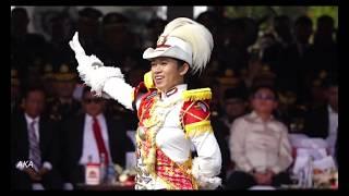 Download lagu AKADEMI KEPOLISIAN DRUM CORPS HUT BHAYANGKARA KE 73